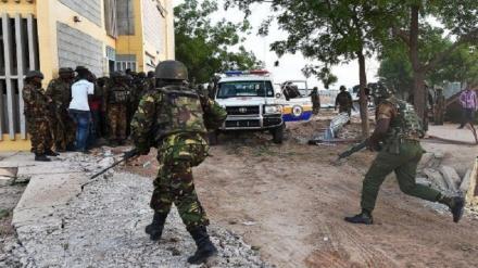 صومالیہ، پولیس اسٹیشن پر خودکش حملہ
