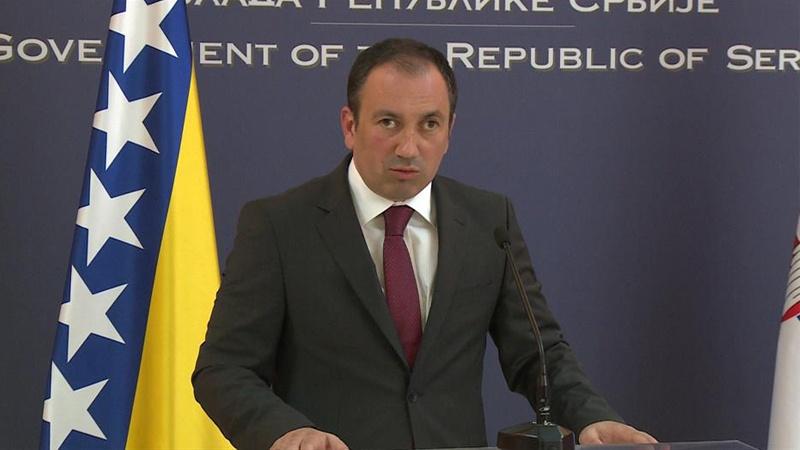 Razgovarali ministri vanjskih poslova BiH i Hrvatske: Potrebno smiriti tenzije