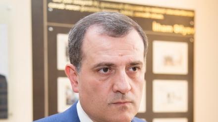 """Ceyhun Bayramov: """"Ermənistan beynəlxalq qanunları rəsmən tanımır"""""""