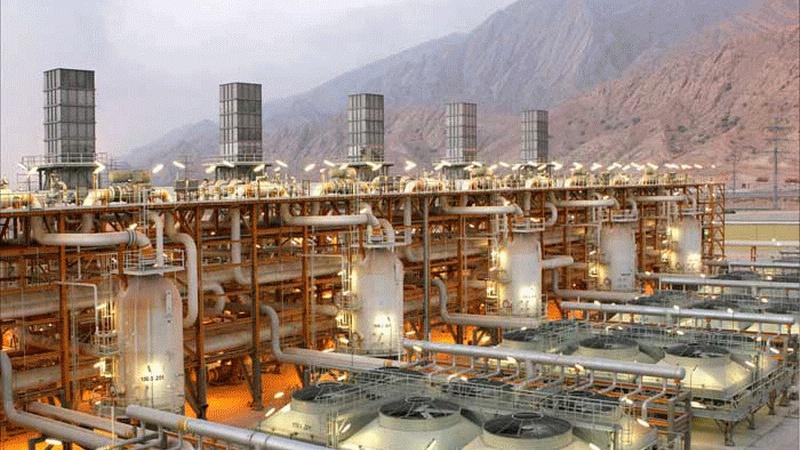 ایران کی اقتصادی پیشرفت