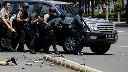 Uzastopne eksplozije u glavnom gradu Indonezije