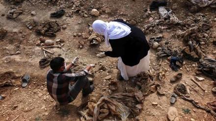 U Iraku otkrivena masovna grobnica