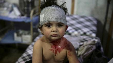 Izgubljeni dječji koraci u Siriji