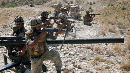 شمالی وزیرستان میں دہشت گردوں کے خلاف آپریشن8 ہلاک