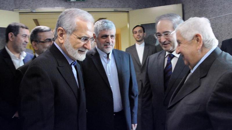 ایران شامی عوام اور حکومت کے ساتھ کھڑا ہے: ڈاکٹر کمال خرازی