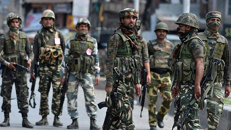 کشمیر میں دو افراد ہلاک