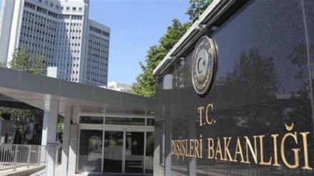 Türkiyədən İraqa PKK mesajı