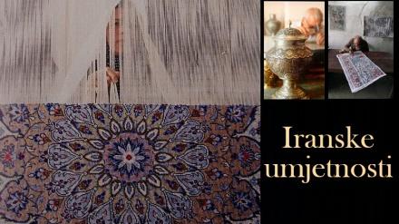 Iranske umjetnosti (36.dio)