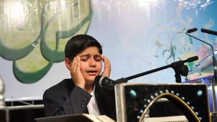Tehranda məktəblilərin beynəlxalq Quran müsabiqələri başlanıb