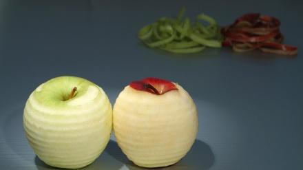 آیت کا پیغام (24) : سیب اور چھلکا