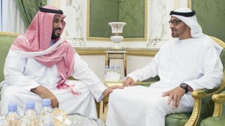 Sukob Saudijska Arabija-Ujedinjeni Arapski Emirati