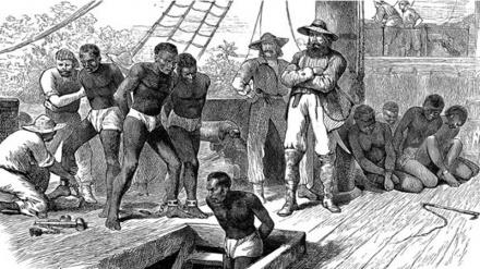 ڈاکومینٹری پروگرام - غلاموں کی تجارت