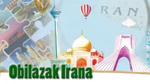 Obilazak Irana