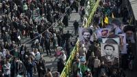 İran xalqının 22 bəhmən yürüşündə əzəmətli iştirakı
