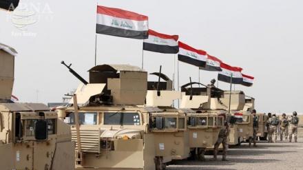 حشدالشعبی کی کوششوں سے شمالی عراق میں مکمل امن