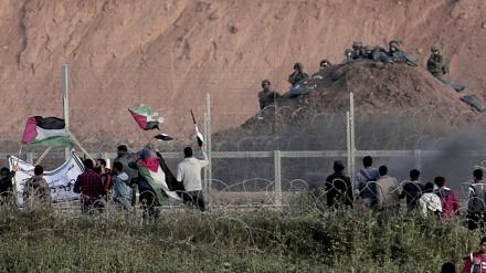 Izraelske snage koristile vatreno oružje; ranjena dva Palestinca