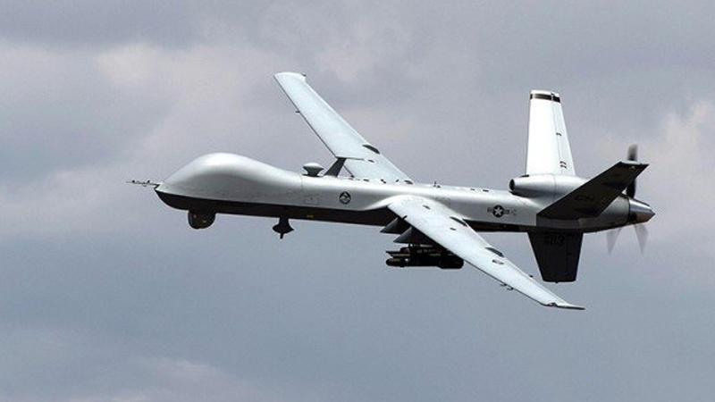 امریکی ڈرون سرنگوں