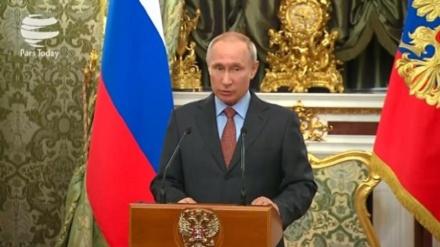 Rusiya prezidenti Kremlin qətiyyətli addımlar atdığını söyləyib