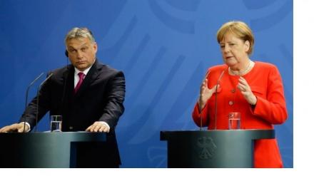 Merkel: Mađarska vizija europske budućnosti je ogroman problem