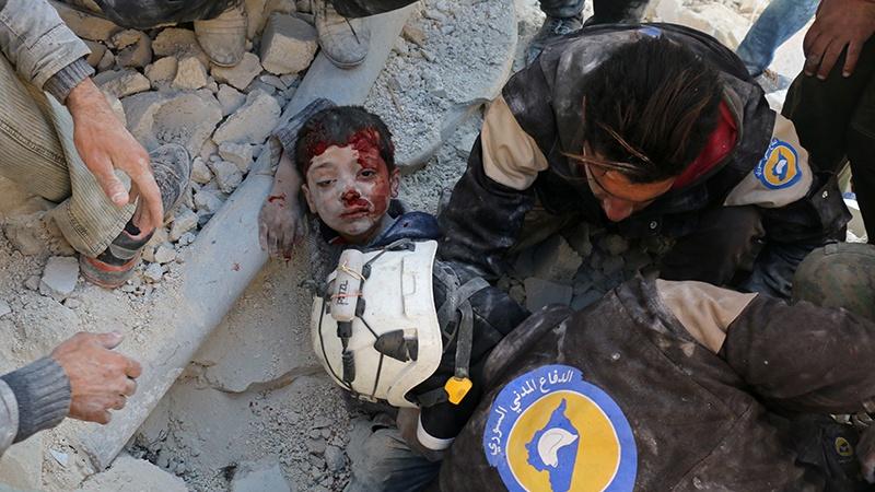 koalisiya İraq və Suriyada törətdiyi qırgınları boynuna