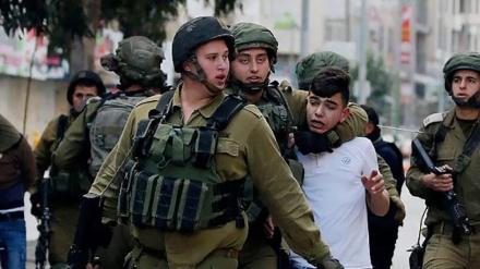 Veliki talas hapšenja Palestinaca na Zapadnoj obali