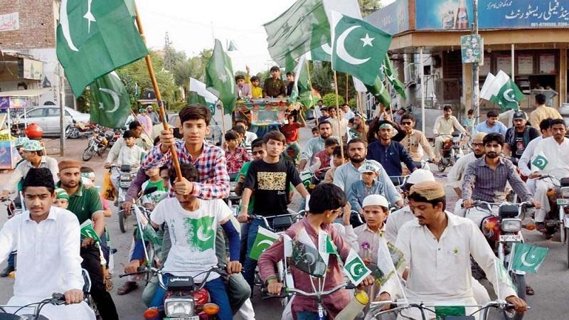پاکستان: 23 مارچ قومی جوش و جذبے کے ساتھ منایا جارہا ہے