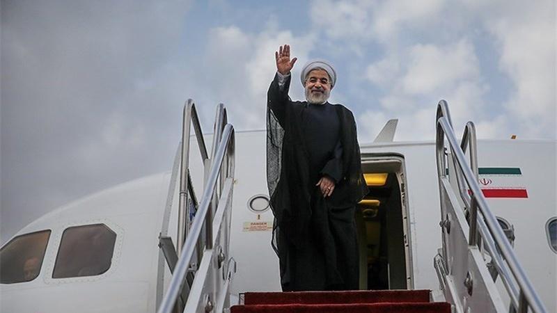 Iranski predsjednik otputovao u Njujork s ciljem učešća na zasjedanju Generalne skupštine UN-a