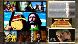 اینیمیشن فلم : داستان حضرت سموئیل علیہ السلام