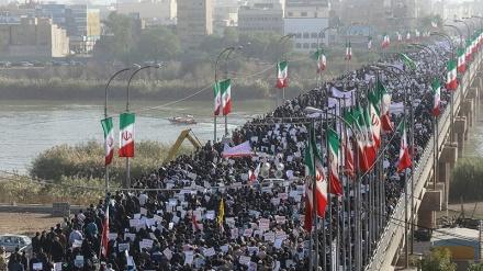 Islamska revolucija u Iranu prijeti američkim imperijalnim interesima