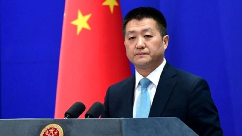 Çin ABŞ Dövlət Departamentinə reaksiya verib