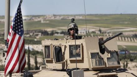 شام کے علاقے دیرالزور پر امریکہ کا حملہ