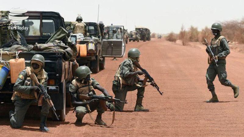 مالی میں دہشت گردانہ حملہ 53 فوجی ہلاک
