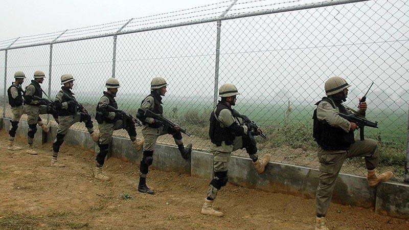 لائن آف کنٹرول پر دھماکہ، 5 فوجی اہلکار ہلاک