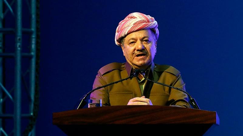 Mesûd Barzanî: Em hewil didin ku kurdên Sûriyê nebin gorî