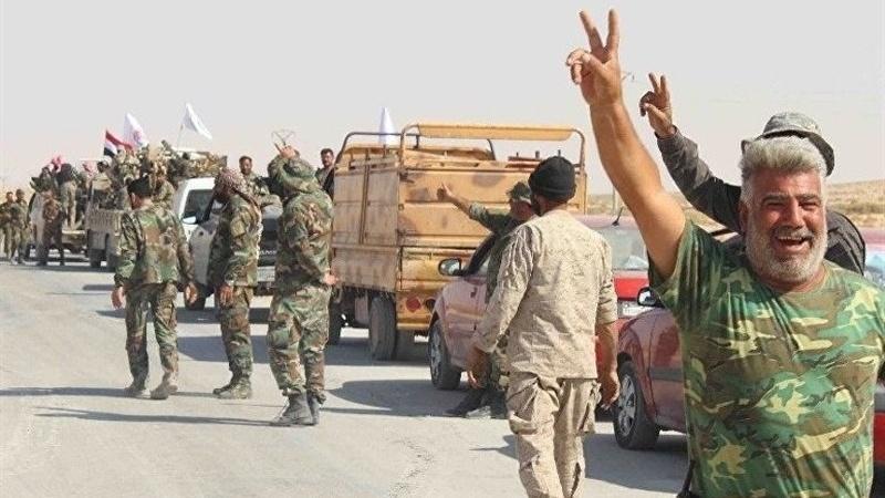 حشد الشعبی کا داعش کے خلاف بڑا آپریشن،7 ٹھکانے تباہ 3 دہشتگرد گرفتار