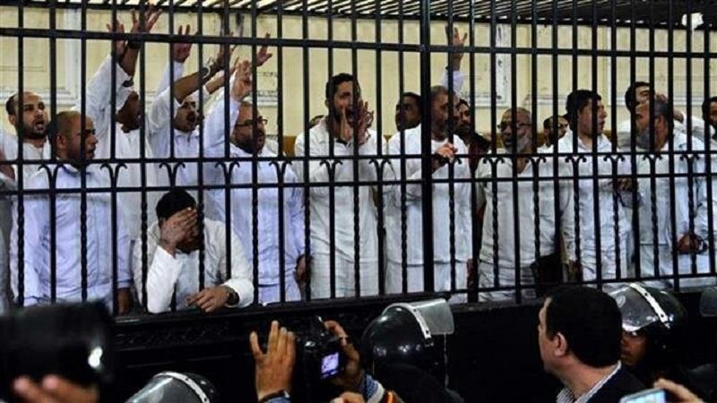 اخوان المسلمین کے خلاف مصر کی فوجی عدالت کے فیصلے برقرار