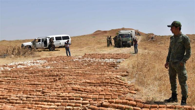 شام، دہشت گردوں نے جنگ بندی کی خلاف ورزی کی، شامی فوج کی جوابی کاروائی