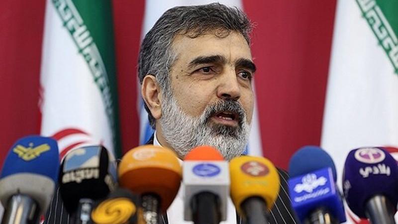 ساڑھے چار فیصد تک یورینیم کی افزودگی کا  عمل شروع ہو چکا ہے، ایران