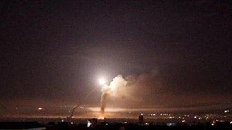 شامی فوج نے اسرائیلی حملے کو ناکام بنادیا
