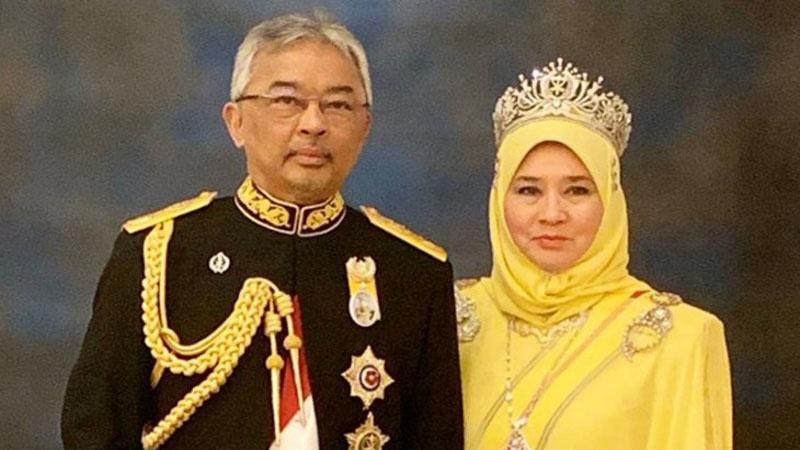 Malezijski kralj i njegova supruga u karantini