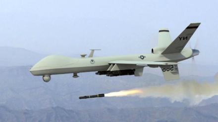 غیرجنگی علاقوں میں امریکی ڈرون مشن