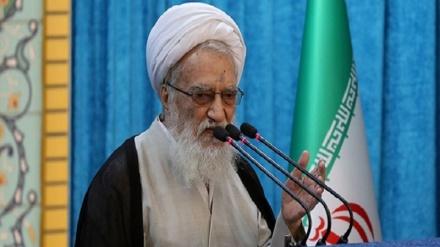 امریکہ، ایران کے خلاف الزام تراشی اور جھوٹ پر اتر آیا ہے : خطیب جمعہ تہران