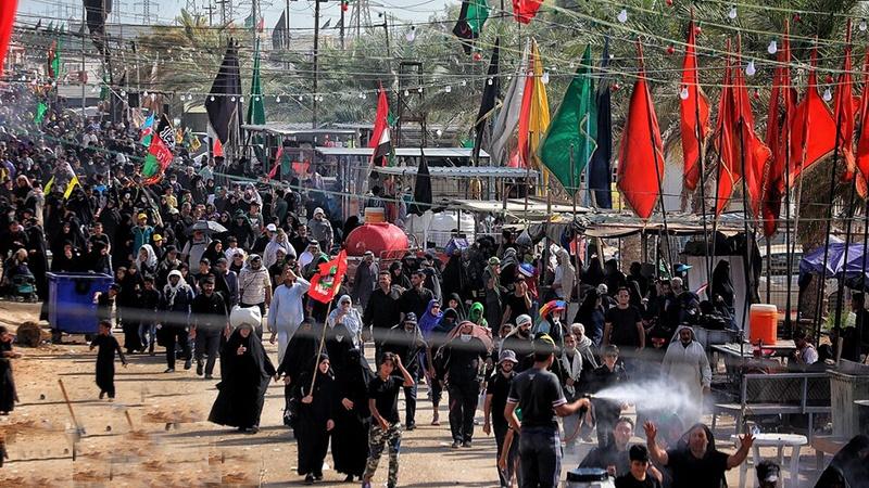 سفر عشق، اربعین مارچ میں 30 ہزار ایرانیوں کو شرکت کی اجازت
