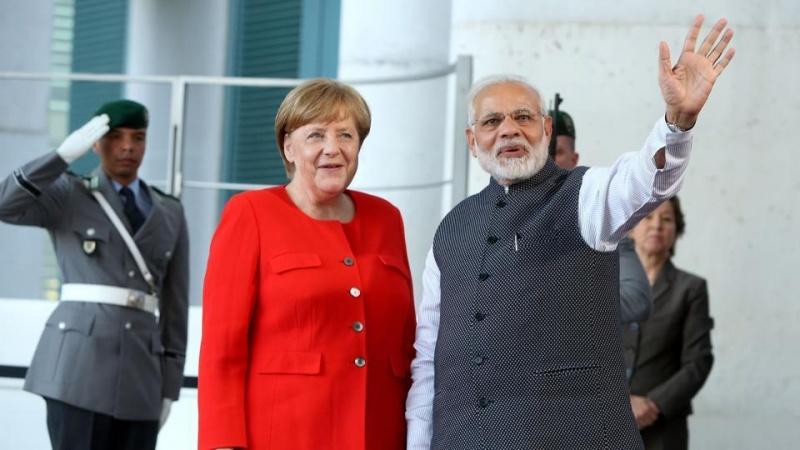 ہندوستان اور جرمنی نےکی ایران جوہری معاہدے کی حمایت
