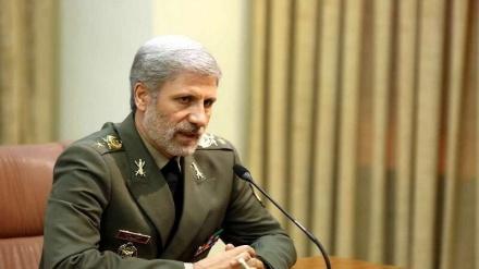 İran Müdafiə Nazirliyinin texnologiyaları ölkə sənayesinə dayaqdır