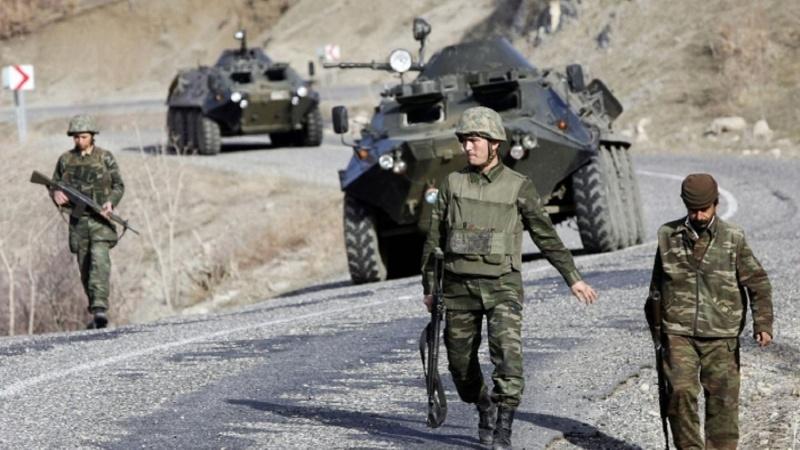 Li Agiriyê di navbera PKKê û leşkerên Tirkiyê de şer derket