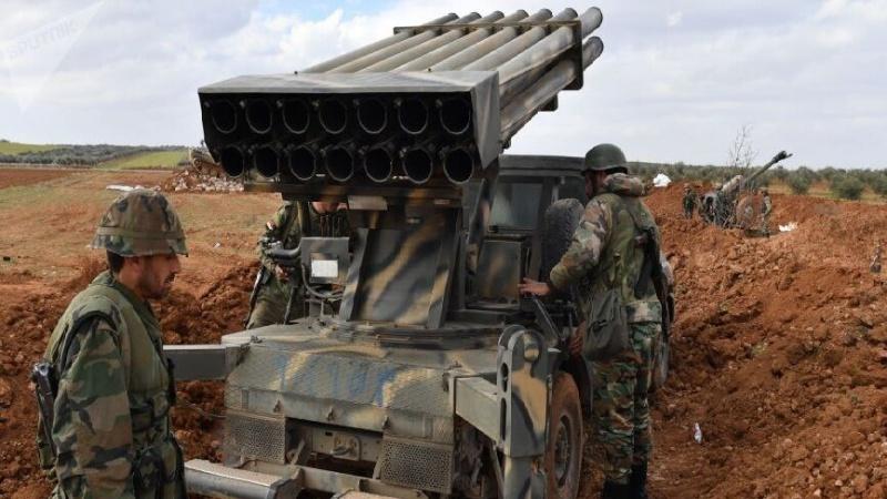 سوریا چەن  فڕۆکەی بێسەرنشینی تیرۆریستانی خستە خوار