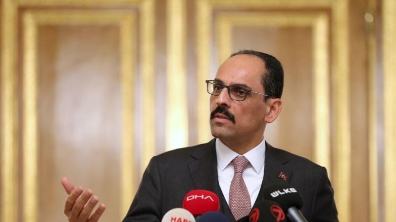 Kalin: Evropska unija nema viziju za odnose s Turskom