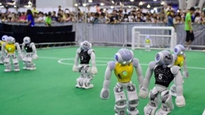 ایران نے عالمی روبوٹک چیمپیئن شپ جیت لی
