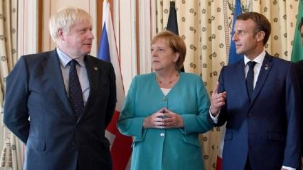 Evropska trojka pozvala Trumpa da ukine sankcije iranskim bankama